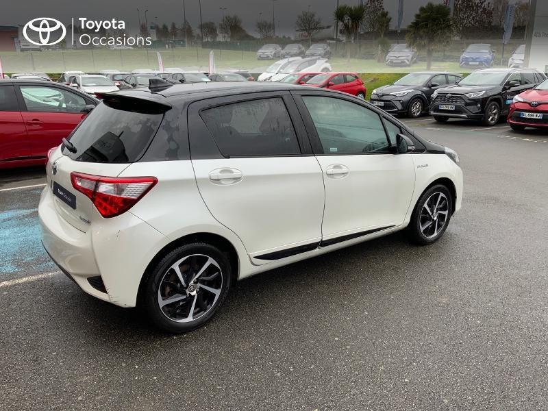 Photo 16 de l'offre de TOYOTA Yaris 100h Collection 5p MY19 à 17490€ chez Altis - Toyota Pontivy