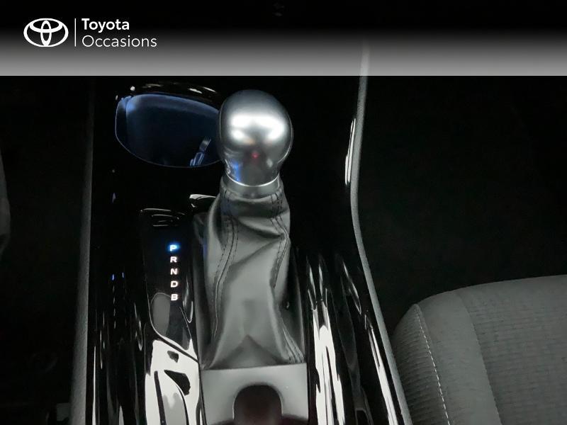 Photo 23 de l'offre de TOYOTA C-HR 122h Edition 2WD E-CVT RC18 à 21980€ chez Altis - Toyota Pontivy