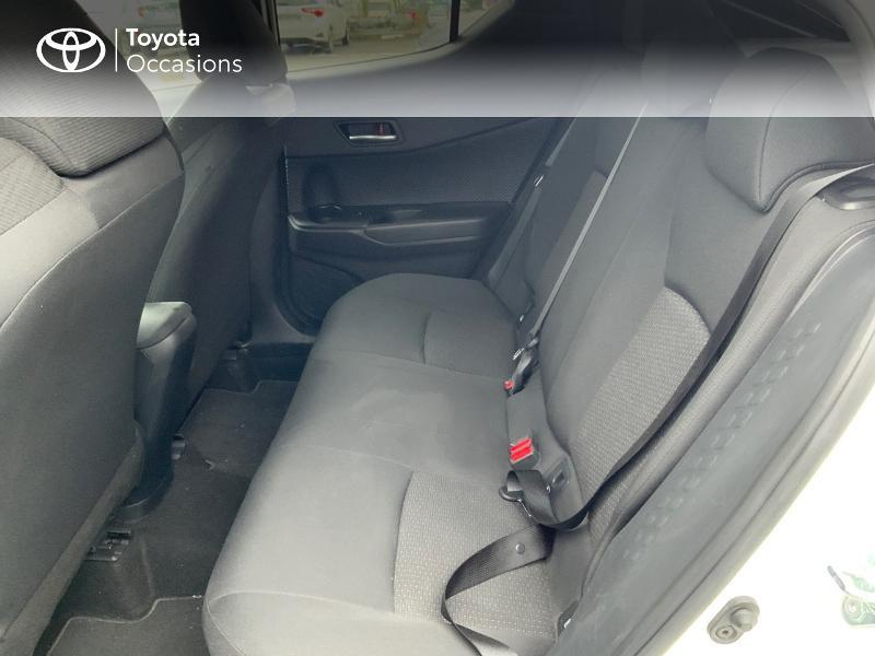 Photo 12 de l'offre de TOYOTA C-HR 122h Edition 2WD E-CVT RC18 à 21980€ chez Altis - Toyota Pontivy