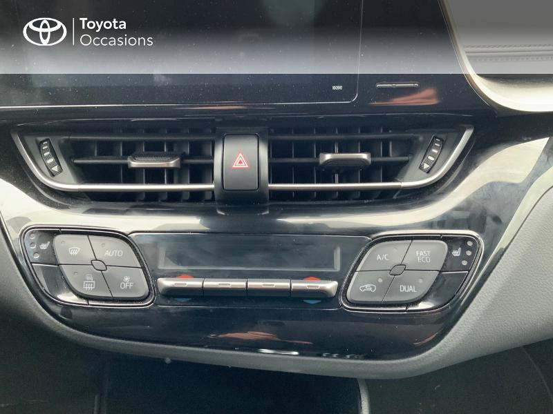 Photo 22 de l'offre de TOYOTA C-HR 122h Edition 2WD E-CVT RC18 à 21980€ chez Altis - Toyota Pontivy