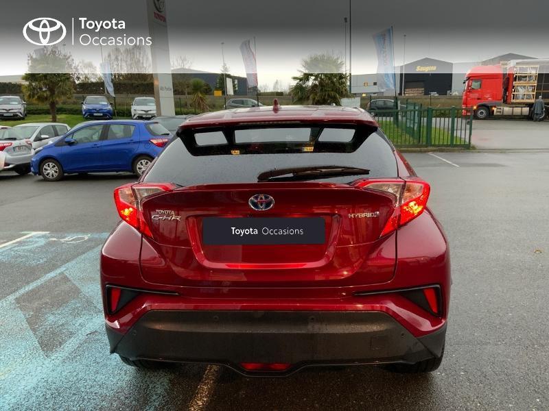 Photo 28 de l'offre de TOYOTA C-HR 122h Edition 2WD E-CVT RC18 à 21980€ chez Altis - Toyota Pontivy