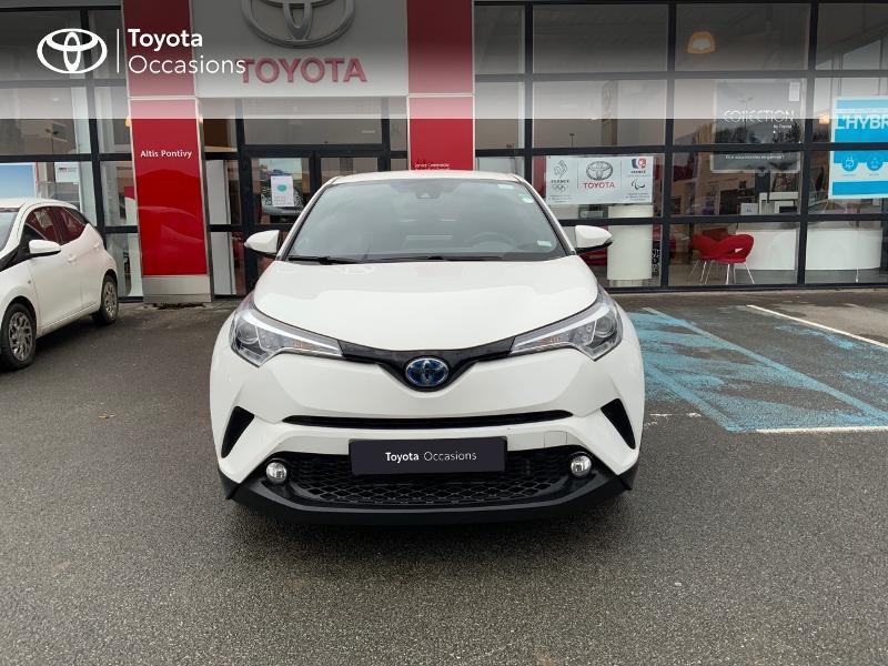 Photo 29 de l'offre de TOYOTA C-HR 122h Edition 2WD E-CVT RC18 à 21980€ chez Altis - Toyota Pontivy