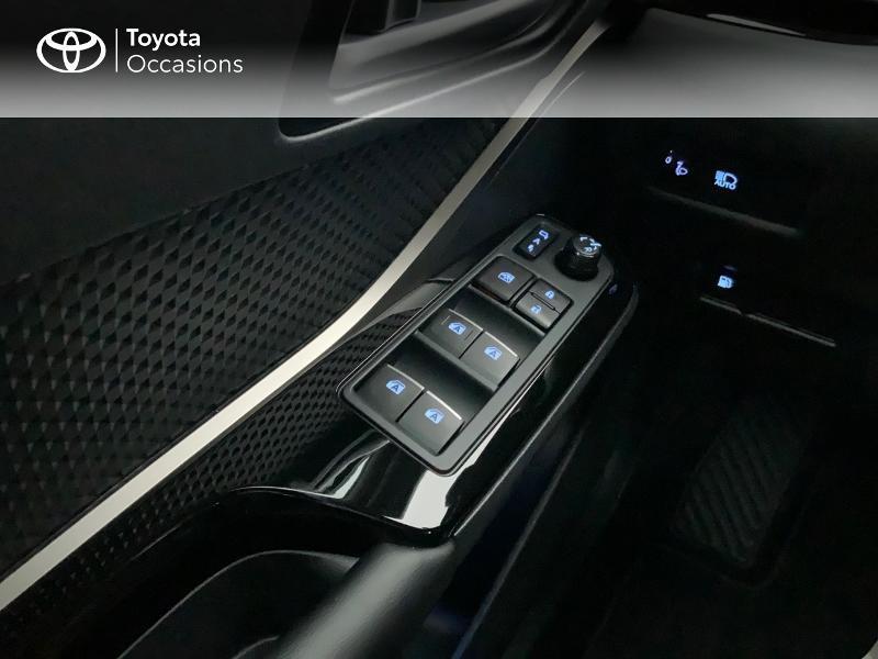 Photo 21 de l'offre de TOYOTA C-HR 122h Edition 2WD E-CVT RC18 à 21980€ chez Altis - Toyota Pontivy