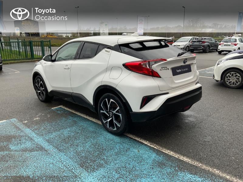 Photo 26 de l'offre de TOYOTA C-HR 122h Edition 2WD E-CVT RC18 à 21980€ chez Altis - Toyota Pontivy