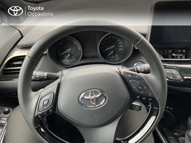 Photo 13 de l'offre de TOYOTA C-HR 122h Edition 2WD E-CVT RC18 à 21980€ chez Altis - Toyota Pontivy