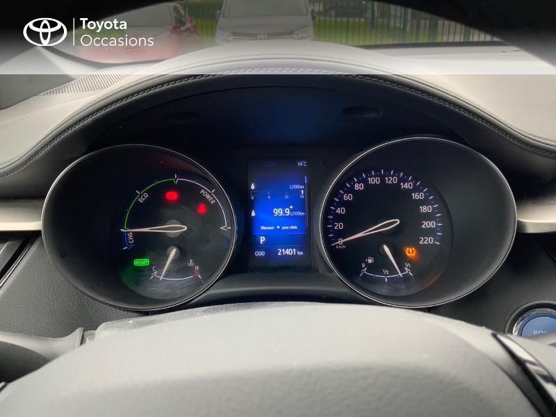Photo 14 de l'offre de TOYOTA C-HR 122h Edition 2WD E-CVT RC18 à 21980€ chez Altis - Toyota Pontivy