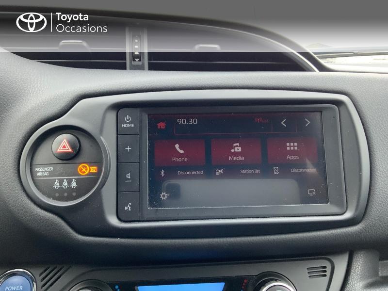 Photo 13 de l'offre de TOYOTA Yaris 100h Collection 5p MY19 à 17490€ chez Altis - Toyota Pontivy