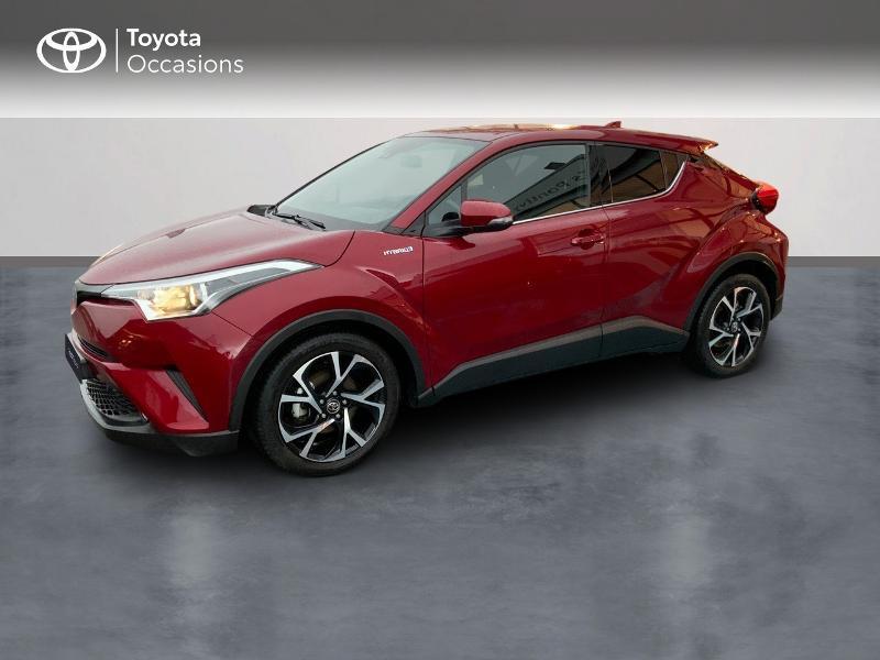 Photo 1 de l'offre de TOYOTA C-HR 122h Edition 2WD E-CVT RC18 à 21980€ chez Altis - Toyota Pontivy