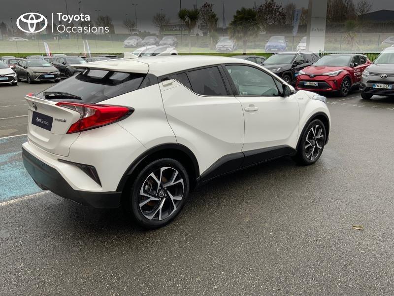 Photo 18 de l'offre de TOYOTA C-HR 122h Edition 2WD E-CVT RC18 à 21980€ chez Altis - Toyota Pontivy