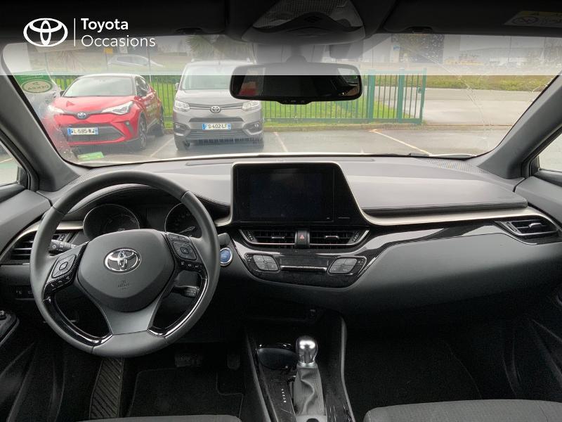 Photo 8 de l'offre de TOYOTA C-HR 122h Edition 2WD E-CVT RC18 à 21980€ chez Altis - Toyota Pontivy