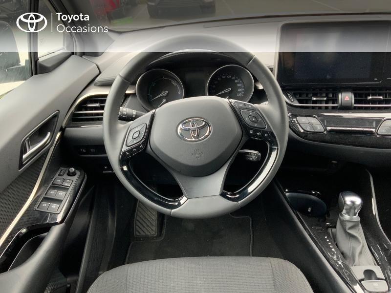 Photo 9 de l'offre de TOYOTA C-HR 122h Edition 2WD E-CVT RC18 à 21980€ chez Altis - Toyota Pontivy