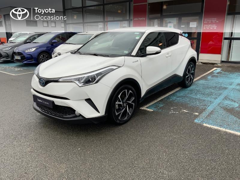 Photo 25 de l'offre de TOYOTA C-HR 122h Edition 2WD E-CVT RC18 à 21980€ chez Altis - Toyota Pontivy