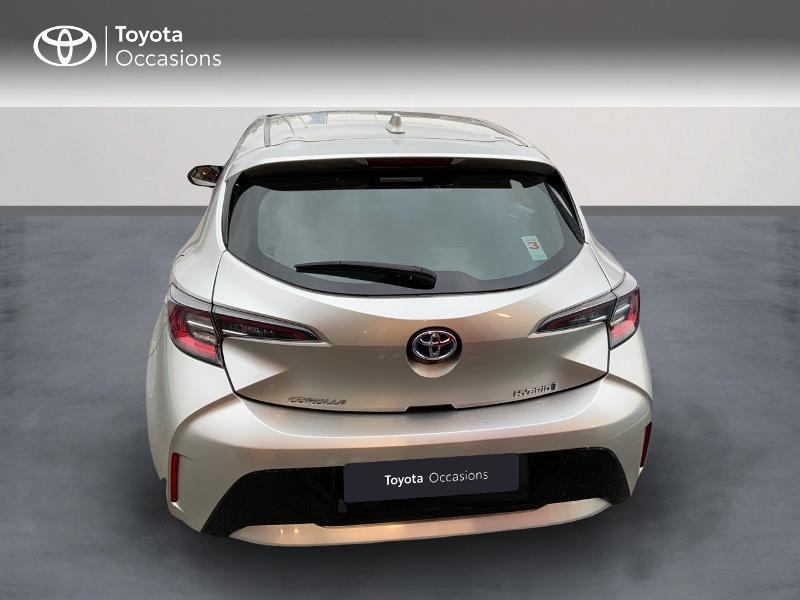 Photo 4 de l'offre de TOYOTA Corolla 122h Dynamic MY20 à 22980€ chez Altis - Toyota Pontivy