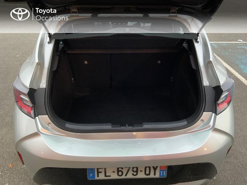 Photo 10 de l'offre de TOYOTA Corolla 122h Dynamic MY20 à 22980€ chez Altis - Toyota Pontivy