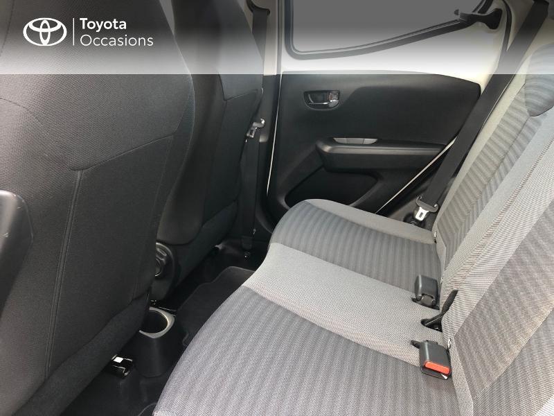 Photo 12 de l'offre de TOYOTA Aygo 1.0 VVT-i 72ch x-play x-app 5p à 9490€ chez Altis - Toyota Pontivy