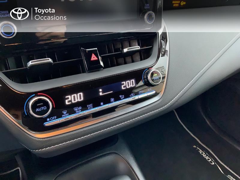 Photo 22 de l'offre de TOYOTA Corolla 122h Dynamic MY20 à 22980€ chez Altis - Toyota Pontivy