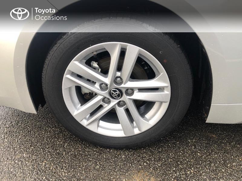 Photo 16 de l'offre de TOYOTA Corolla 122h Dynamic MY20 à 22980€ chez Altis - Toyota Pontivy