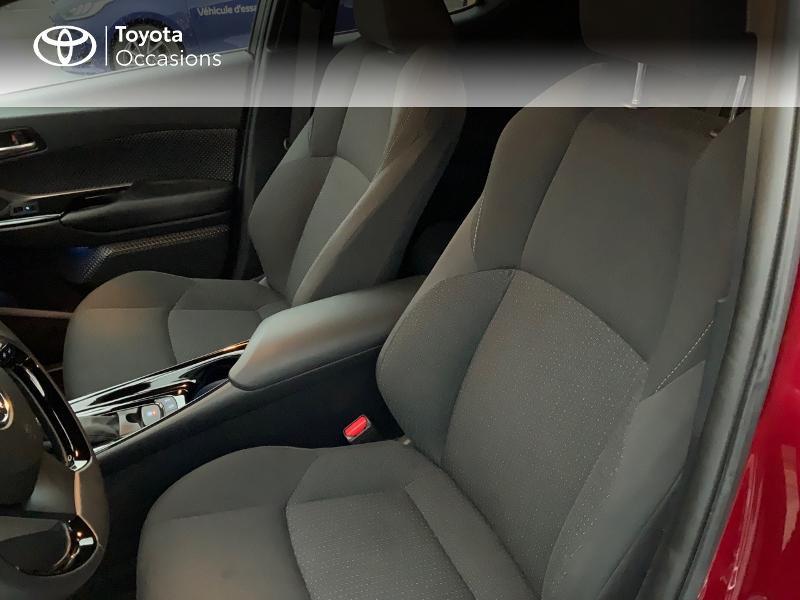 Photo 11 de l'offre de TOYOTA C-HR 122h Edition 2WD E-CVT RC18 à 21980€ chez Altis - Toyota Pontivy