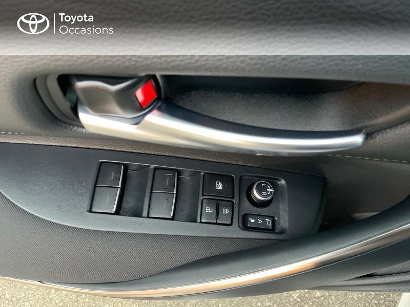 Photo 21 de l'offre de TOYOTA Corolla 122h Dynamic MY20 à 22980€ chez Altis - Toyota Pontivy