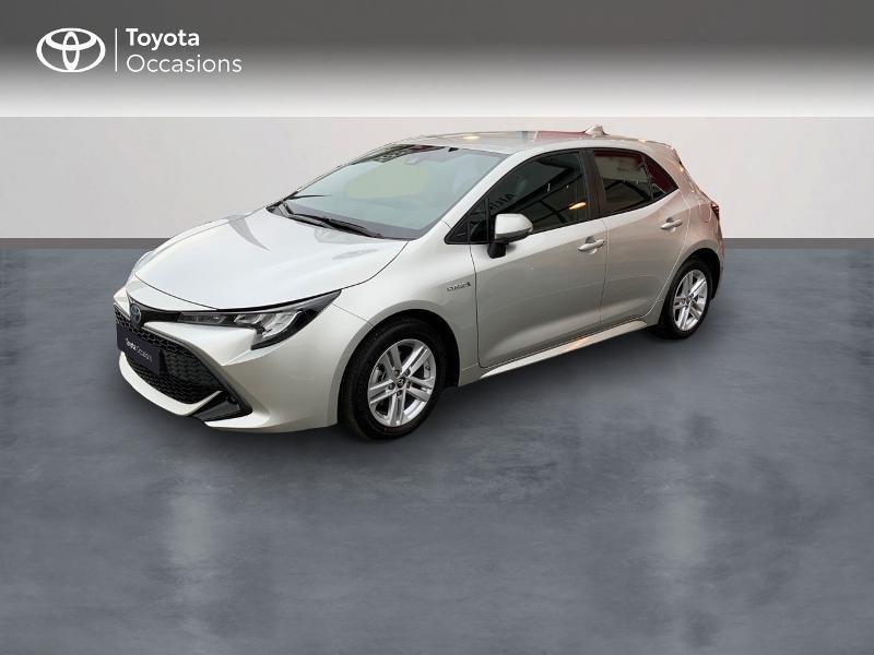 Photo 1 de l'offre de TOYOTA Corolla 122h Dynamic MY20 à 22980€ chez Altis - Toyota Pontivy