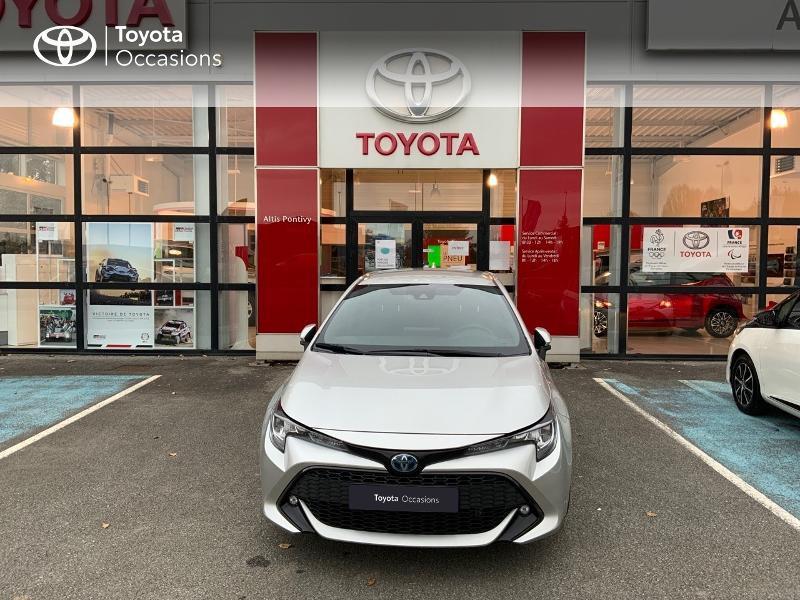 Photo 28 de l'offre de TOYOTA Corolla 122h Dynamic MY20 à 22980€ chez Altis - Toyota Pontivy