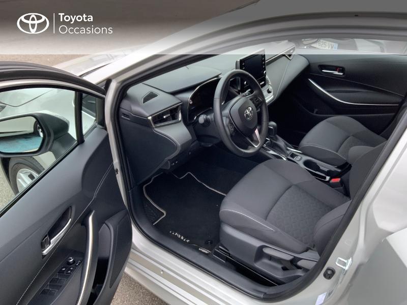 Photo 11 de l'offre de TOYOTA Corolla 122h Dynamic MY20 à 22980€ chez Altis - Toyota Pontivy