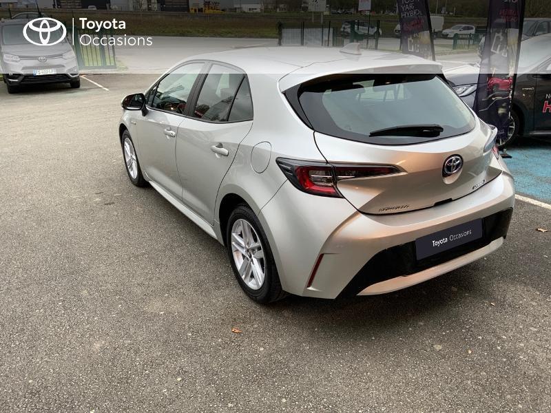Photo 25 de l'offre de TOYOTA Corolla 122h Dynamic MY20 à 22980€ chez Altis - Toyota Pontivy