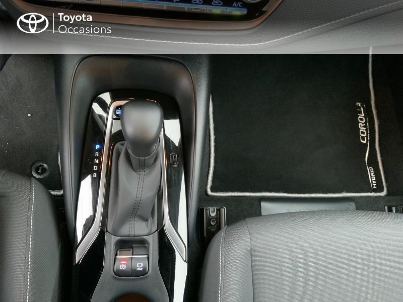 Photo 23 de l'offre de TOYOTA Corolla 122h Dynamic MY20 à 22980€ chez Altis - Toyota Pontivy