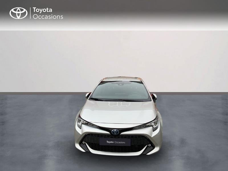 Photo 5 de l'offre de TOYOTA Corolla 122h Dynamic MY20 à 22980€ chez Altis - Toyota Pontivy