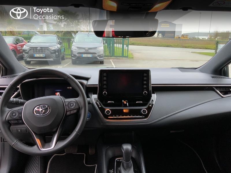 Photo 8 de l'offre de TOYOTA Corolla 122h Dynamic MY20 à 22980€ chez Altis - Toyota Pontivy