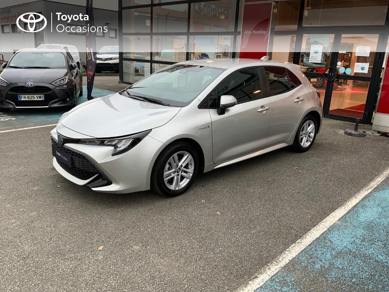 Photo 24 de l'offre de TOYOTA Corolla 122h Dynamic MY20 à 22980€ chez Altis - Toyota Pontivy