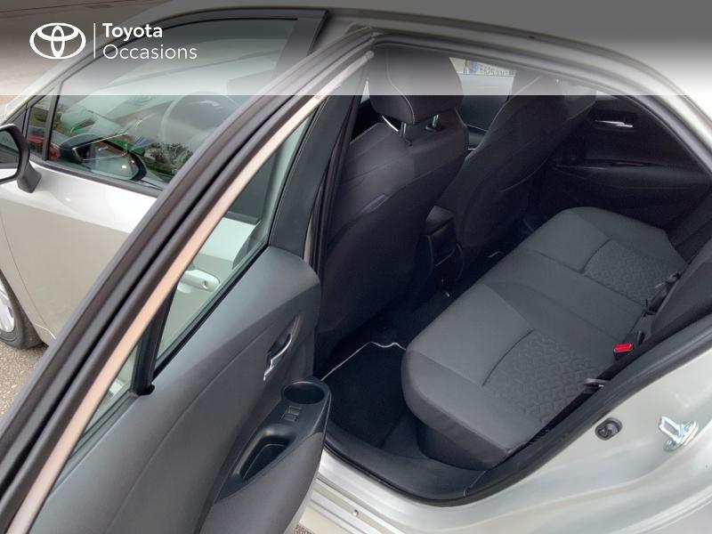 Photo 12 de l'offre de TOYOTA Corolla 122h Dynamic MY20 à 22980€ chez Altis - Toyota Pontivy