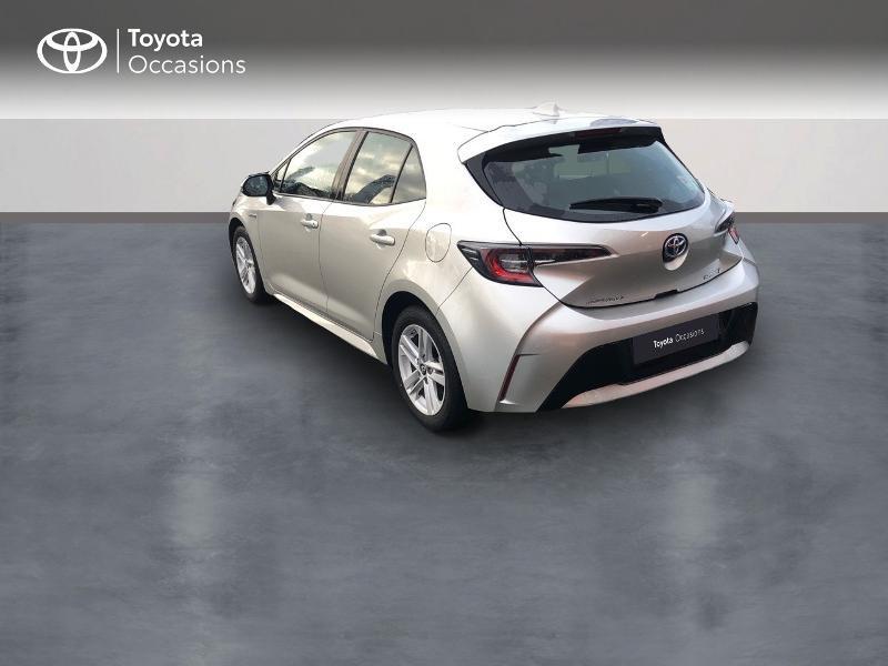 Photo 2 de l'offre de TOYOTA Corolla 122h Dynamic MY20 à 22980€ chez Altis - Toyota Pontivy