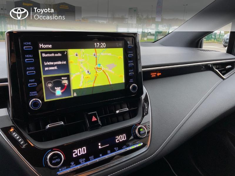 Photo 15 de l'offre de TOYOTA Corolla 122h Dynamic MY20 à 22980€ chez Altis - Toyota Pontivy