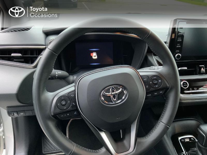 Photo 13 de l'offre de TOYOTA Corolla 122h Dynamic MY20 à 22980€ chez Altis - Toyota Pontivy