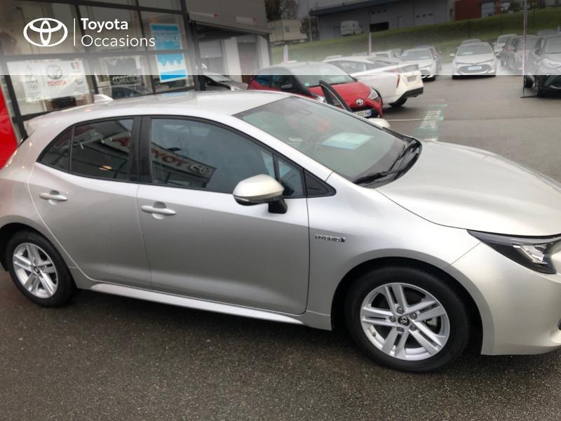 Photo 17 de l'offre de TOYOTA Corolla 122h Dynamic MY20 à 22980€ chez Altis - Toyota Pontivy