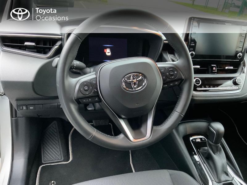 Photo 9 de l'offre de TOYOTA Corolla 122h Dynamic MY20 à 22980€ chez Altis - Toyota Pontivy