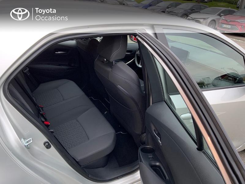 Photo 7 de l'offre de TOYOTA Corolla 122h Dynamic MY20 à 22980€ chez Altis - Toyota Pontivy