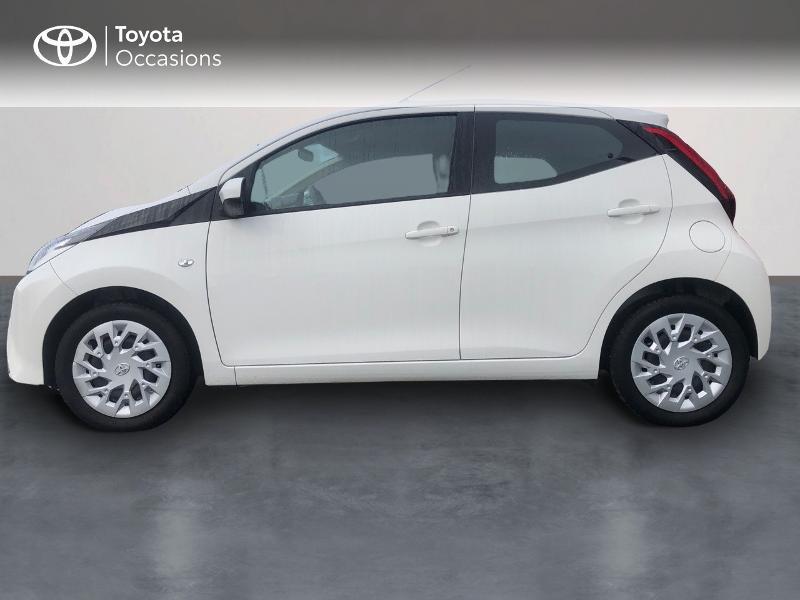 Photo 3 de l'offre de TOYOTA Aygo 1.0 VVT-i 72ch x-play x-app 5p à 9490€ chez Altis - Toyota Pontivy