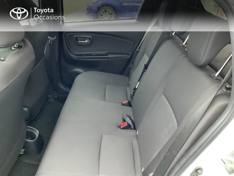 Photo 10 de l'offre de TOYOTA Yaris 100h Collection 5p MY19 à 15980€ chez Altis - Toyota Pontivy