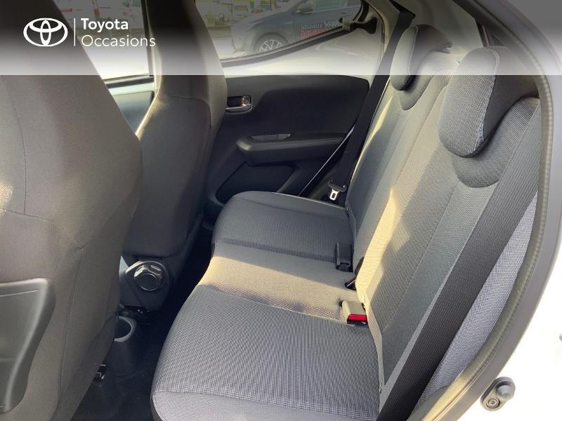 Photo 19 de l'offre de TOYOTA Aygo 1.0 VVT-i 72ch x-play 5p MY20 à 12490€ chez Altis - Toyota Pontivy