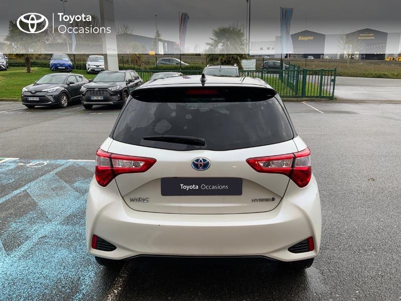 Photo 21 de l'offre de TOYOTA Yaris 100h Collection 5p MY19 à 15980€ chez Altis - Toyota Pontivy