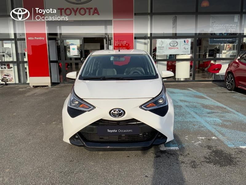 Photo 29 de l'offre de TOYOTA Aygo 1.0 VVT-i 72ch x-play 5p MY20 à 12490€ chez Altis - Toyota Pontivy