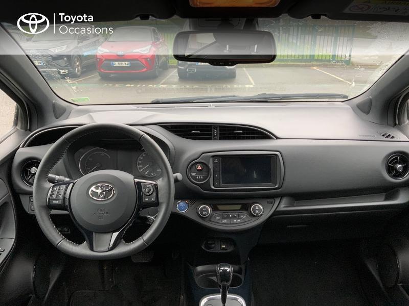 Photo 6 de l'offre de TOYOTA Yaris 100h Collection 5p MY19 à 15980€ chez Altis - Toyota Pontivy