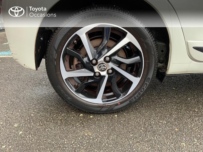 Photo 14 de l'offre de TOYOTA Yaris 100h Collection 5p MY19 à 15980€ chez Altis - Toyota Pontivy