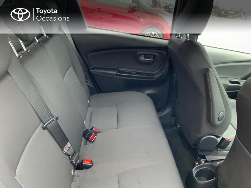 Photo 5 de l'offre de TOYOTA Yaris 100h Collection 5p MY19 à 15980€ chez Altis - Toyota Pontivy