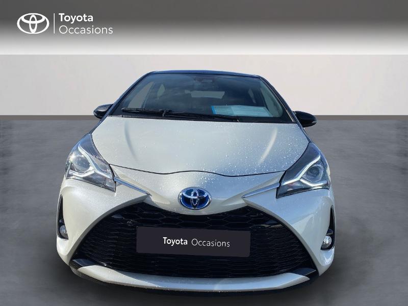 Photo 2 de l'offre de TOYOTA Yaris 100h Collection 5p MY19 à 15980€ chez Altis - Toyota Pontivy
