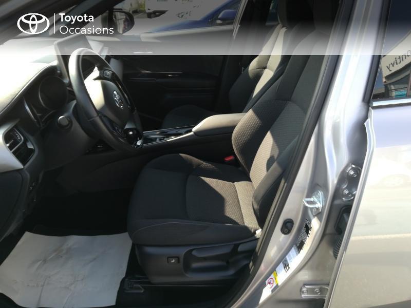 Photo 12 de l'offre de TOYOTA C-HR 122h Edition 2WD E-CVT RC18 à 20490€ chez Altis - Toyota Pontivy