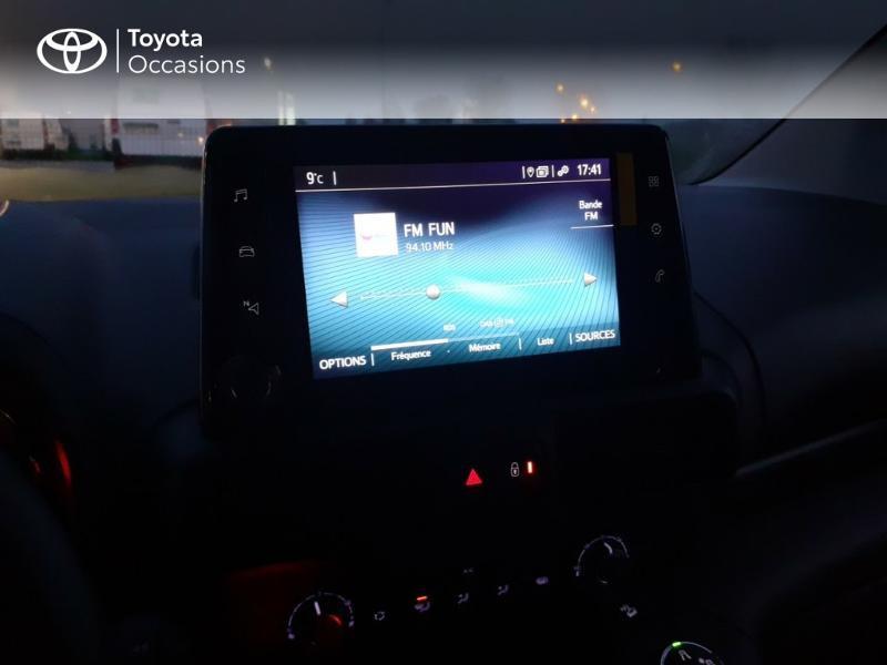 Photo 10 de l'offre de TOYOTA PROACE CITY Medium 130 D-4D Business à 23290€ chez Altis - Toyota Pontivy