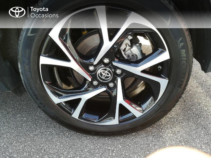 Photo 4 de l'offre de TOYOTA C-HR 122h Edition 2WD E-CVT RC18 à 20490€ chez Altis - Toyota Pontivy